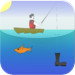 Deep sea fishing fun game