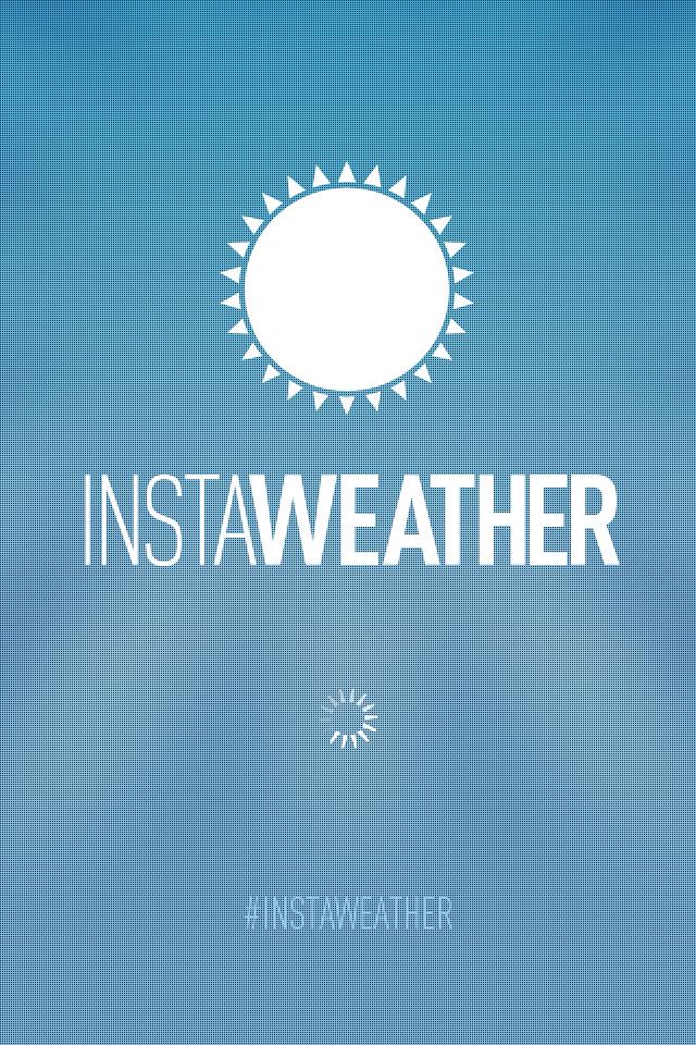 insta weather app