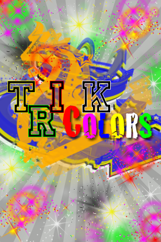 Screenshot Trickolor Game