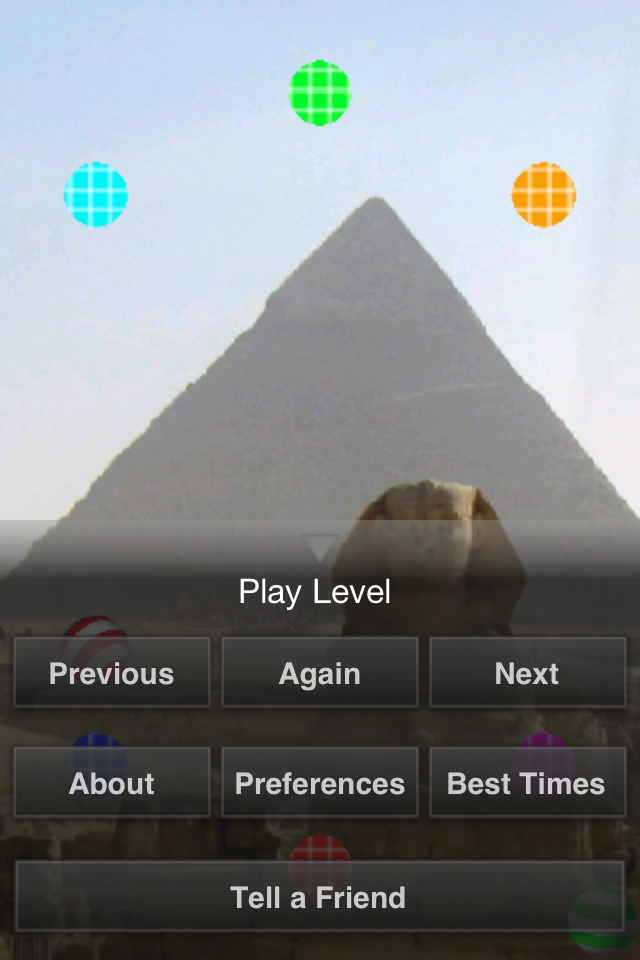 Screenshot Photo Ball 3D