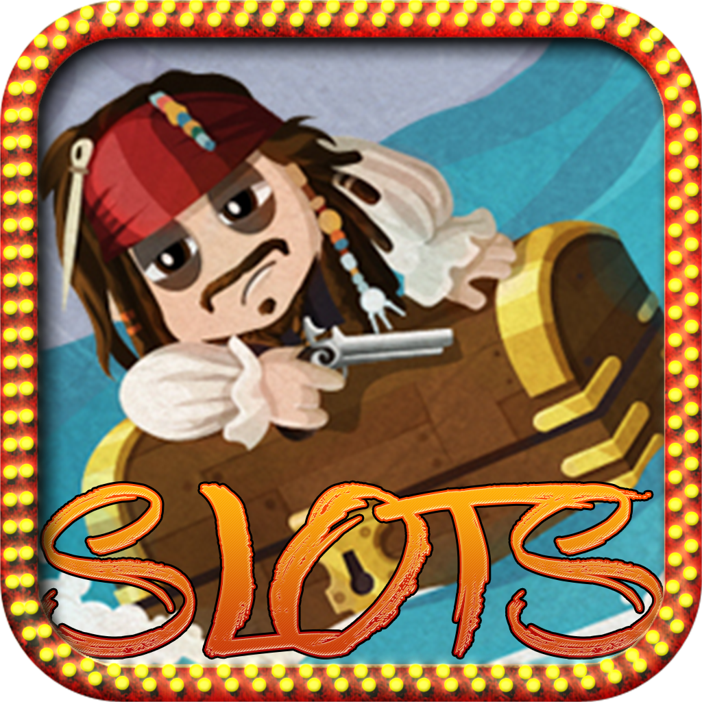 Age of Pirates Slots Free - Classic Casino with Prize Wheel , Blackjack and Roulette